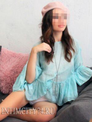 индивидуалка Вероника, 19, Челябинск